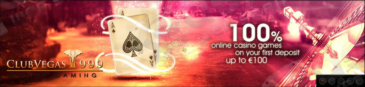 clubvegas999 casino คาสิโนออนไลน์