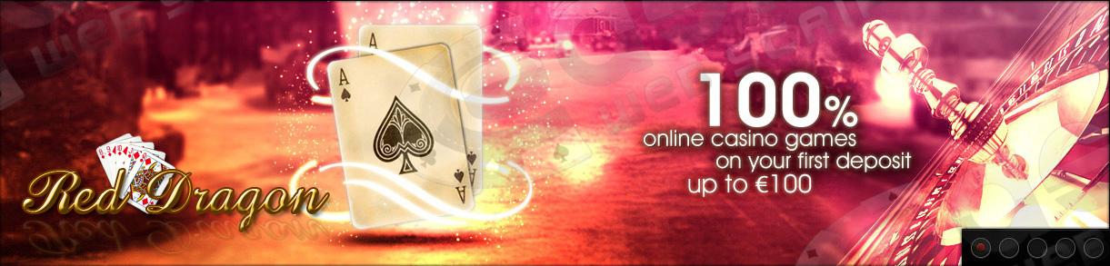 reddraogon88 casino คาสิโนออนไลน์