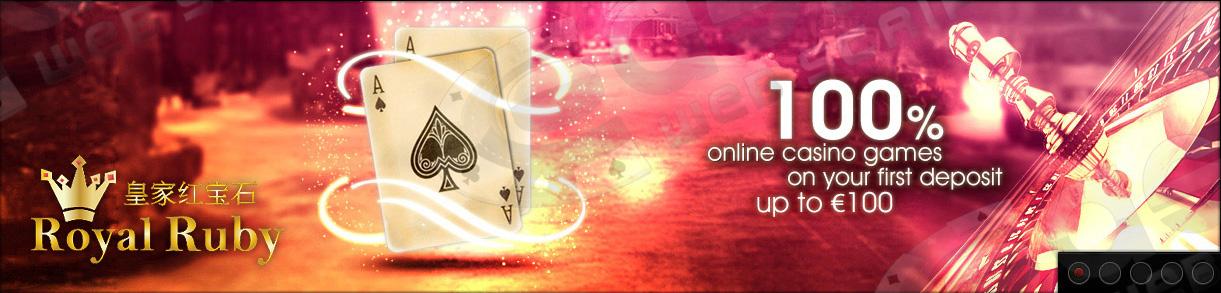 ruby888 casino คาสิโนออนไลน์
