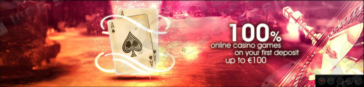 Live casino คาสิโนออนไลน์