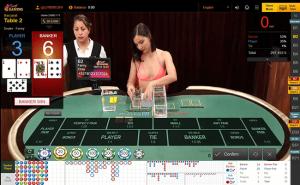 เซ็กซี่ บาคาร่า (Sexy Baccarat) เกมมาแรงในคาสิโนออนไลน์